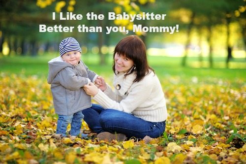 Babysitter I like her more