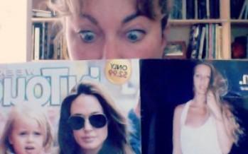 Is Angelina Jolie an Ice Queen Mom?