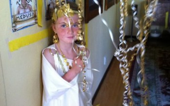 How to Throw a Greek Mythology Party For Kids Without Becoming a Hydra!
