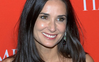 Demi Moore Encounter