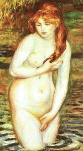 Nude Redhead