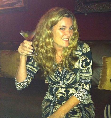 I also love a good stiff one!  Cheers.  (martini I mean)