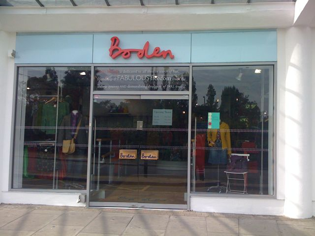 Boden Store