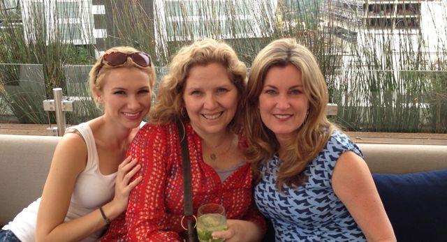 The Three Amigos!
