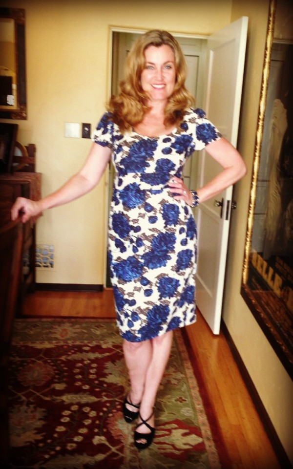 Dress #56. In fact, someone needs to get married so I can come to your wedding in this Boden. Pull the trigger, people!