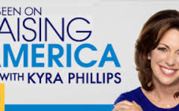 "I'll Be Interviewed Tomorrow on HLN's ""Raising America with Kyra Phillips"""