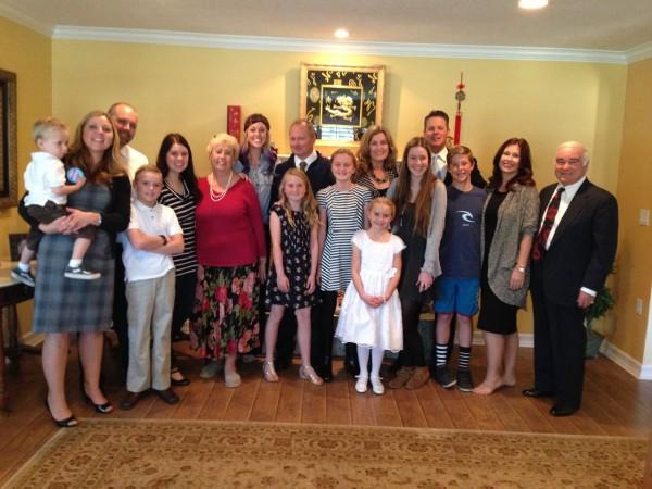 Bradley Family 12-28-13