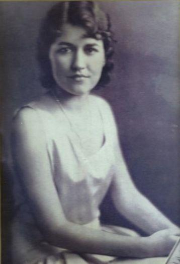Grandma Ellen College Cropped