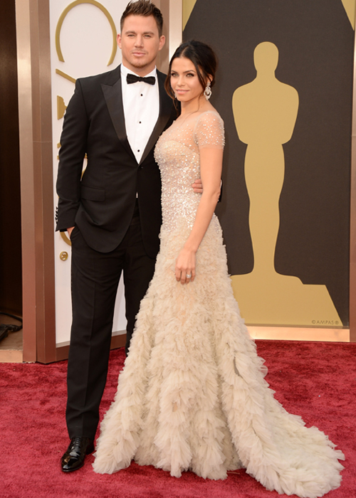 I think Jenna Dewan Tatum did quite well for herself.  Photo Credit: Getty Images