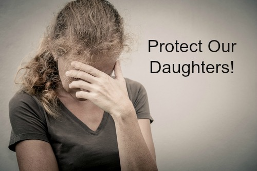 Date Rape Protect our daughters