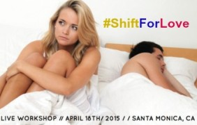 Sizzle Video for our Shift For Love Seminar & My New Relationship Site is Live!