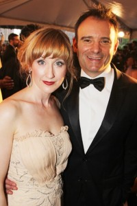 Lauren Ward and Matthew Warchus. They're not only talented, but gorgeous to boot.