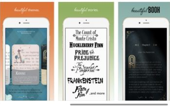 Beautiful Book App: Classic Books, Gorgeous Looks