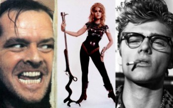 What do Jack Nicholson, Jane Fonda, James Dean and Me Have in Common?