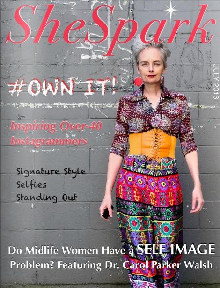 midlife women's magazine