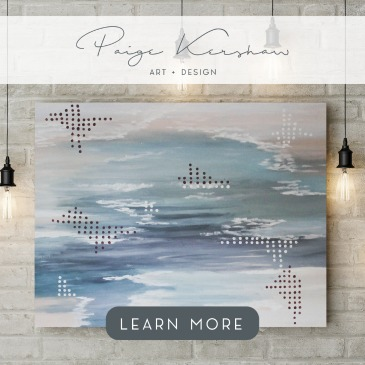 Paige Kershaw's Art & Design is My Latest Favorite!
